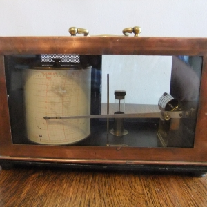 Darton Brass Thermograph