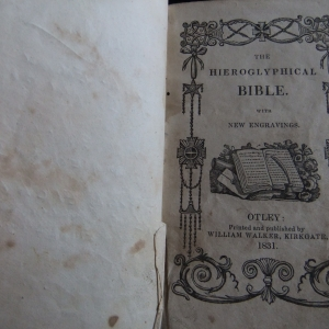 HIEROGLYPHIC BIBLE