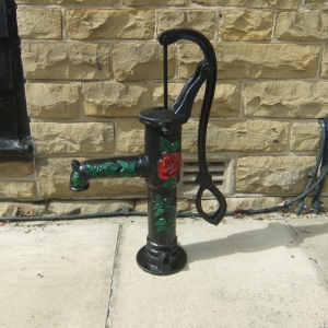 Garden Feature Water Pump