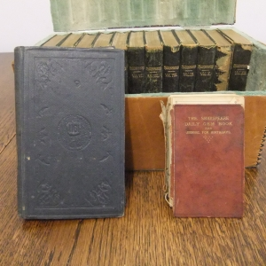 Uniform bound set of complete works of Shakespeare