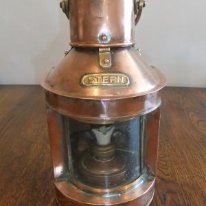 Trawler Stern Lamp
